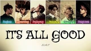 Beast (비스트) - It's All Good (좋은 일이야) (Color Coded Lyrics Han…
