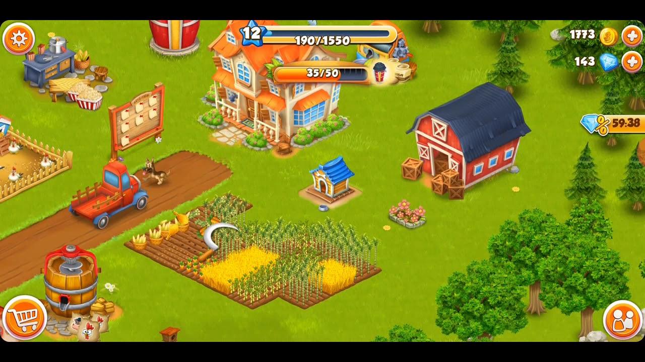 Let's Farm,Hướng Dẫn Cách Nhận Kim Cương hằng ngày trong game nông trại Let's Farm 2020