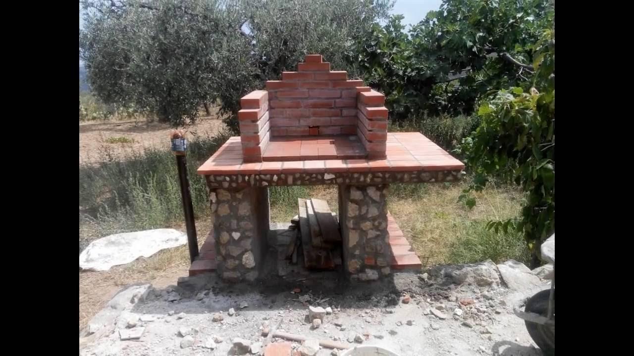 Come Costruire Un Barbecue In Muratura Fai Da Te