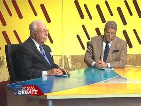 Zona Debate | Entrevista |  Antonio Isa Conde (1) | Canal 4RD