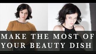 Creative Beauty Dish Portraits with Kaydence