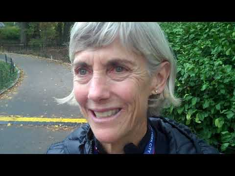Joan Benoit Samuelson Talks about Shalane Flanagan Winning 2017 NYC Marathon