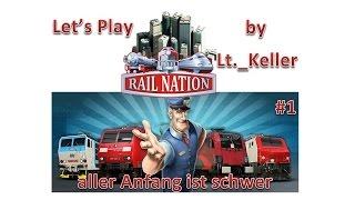 Rail Nation - erste Schritte Tipps für den Start by Lt Keller - Deutsch