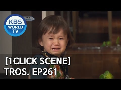 William won't let go of his toy story friends [1ClickScene / TROS, Ep.261]