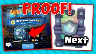 IT GUESSED MY NEXT CHEST! | StatsRoyale.com | Clash Royale