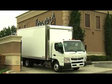 FUSO Canter Cabover Trucks — Basic Maintenance