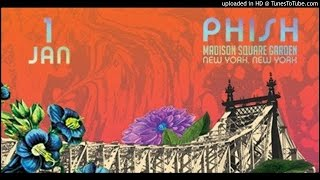 "Phish - ""Down With Disease/Dirt"" (Madison Square Garden, 1/1/16)"