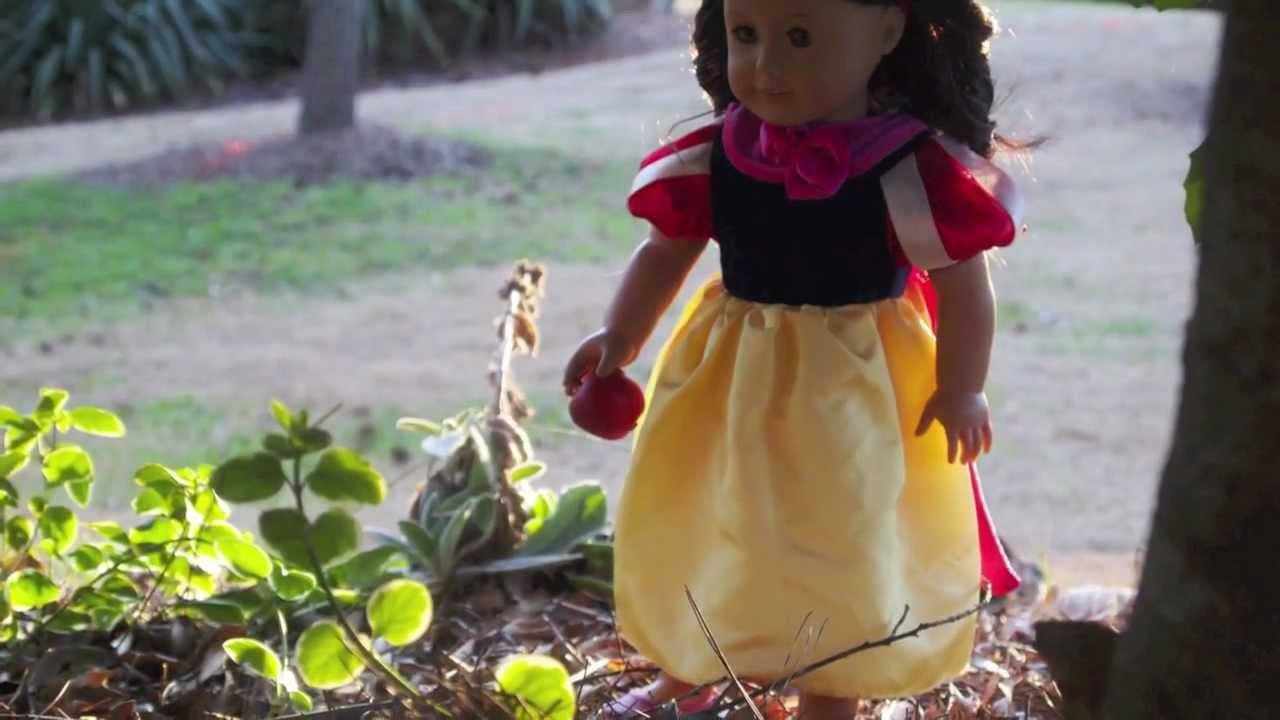 Snow White American Girl Photoshoot Youtube