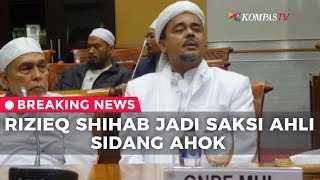 Video Rizieq Shihab Jadi Saksi Ahli di Sidang Ahok - BREAKING NEWS download MP3, 3GP, MP4, WEBM, AVI, FLV Juni 2017