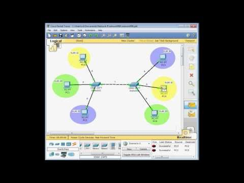 Network #06: Trunking protocols and switchport modes - HD