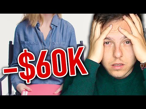 Millionaire Reacts: How This TV Producer Spends Her $95K Salary | Glamour