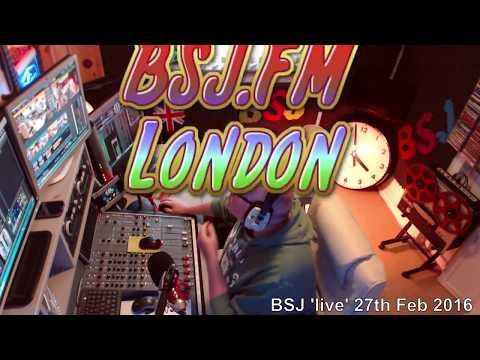 Best Smooth Jazz host Rod Lucas, London UK (27th Feb 2016)