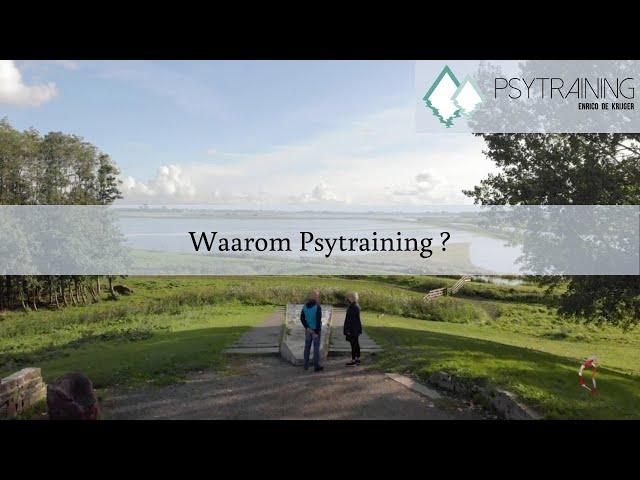 Waarom Psytraining?