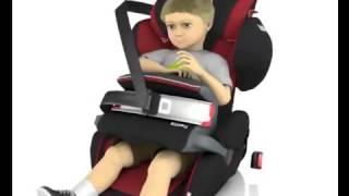 детское кресло Kiddy Guardian Pro 2(Купить детское автокресло и детскую коляску вы можете на сайте: http://www.mommart.ru/ Доставка по Москве, Московской..., 2014-03-05T16:14:51.000Z)