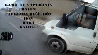 TRAFİKDE YAŞADIKLARIM / KAPI AÇMA / AYNASIZLAR