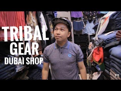 TRIBAL GEAR FASHION LLC nasa Dubai na!!!