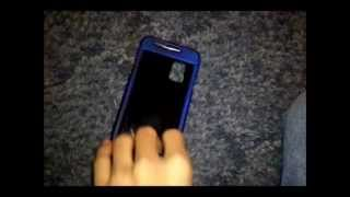 Review my New egg-crate Cell phone case For Samsung Mesmerize