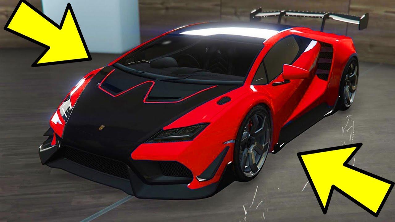 Gta Online New Dlc Car Quot Pegassi Tempesta Quot Customization