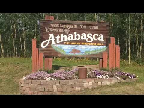 Athabasca, Alberta,Canada