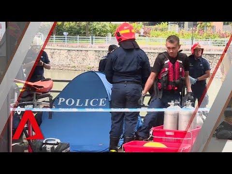 Body found in Singapore River near Robertson Quay