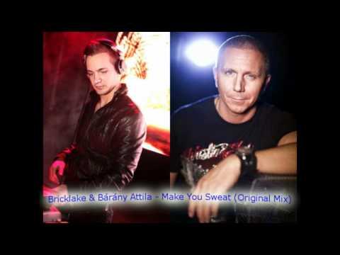 Bricklake & Bárány Attila - Make You Sweat (Original Mix)