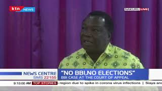 No BBI, No elections: Francis Atwoli says there may be  no elections if a referendum doesn't happen