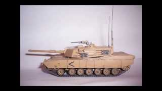 m1 abrams us army iraq 1 72 scale hasegawa model tank built assembled and painted kit