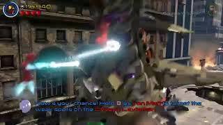 Playing lego marvel avengers part 5