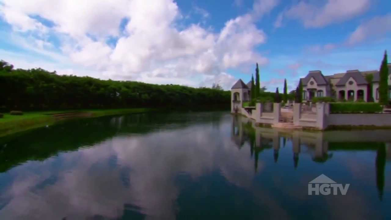 Chateau Artisan  Amazing Water Homes  YouTube