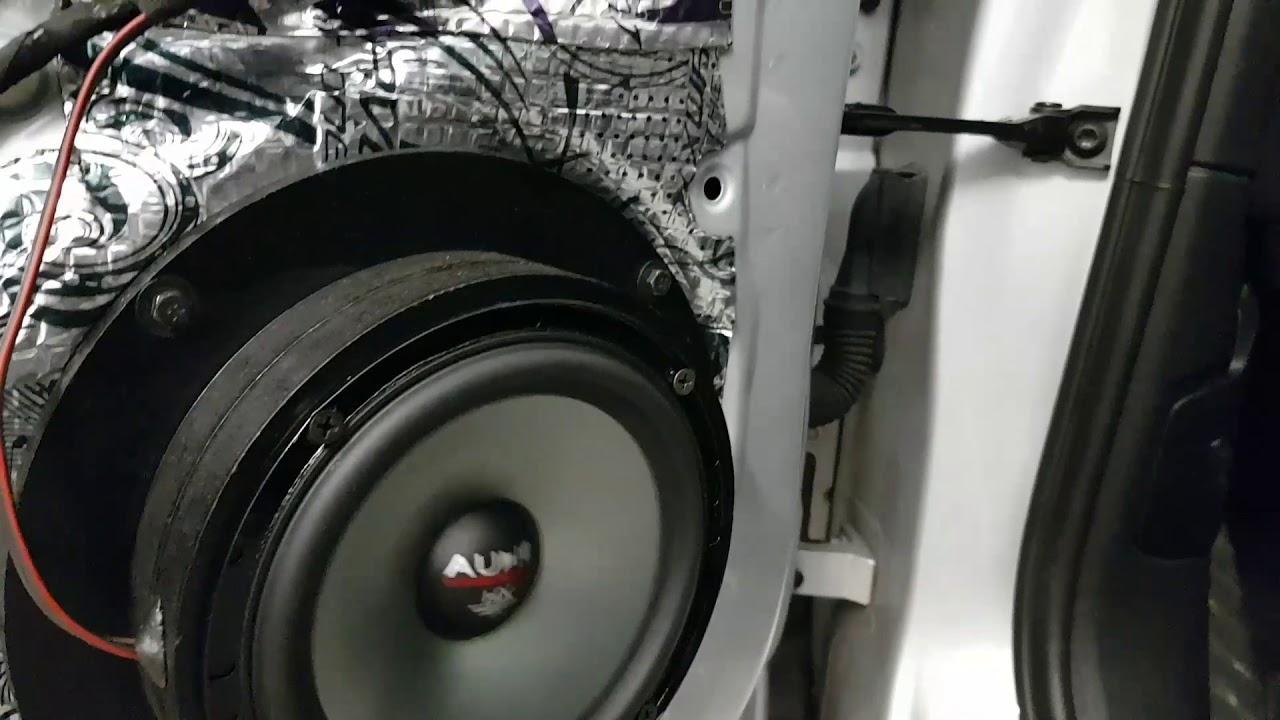 Audi A4 B8 2012r Audio System Hx165sq Evo Bez Wzmacniacza Youtube
