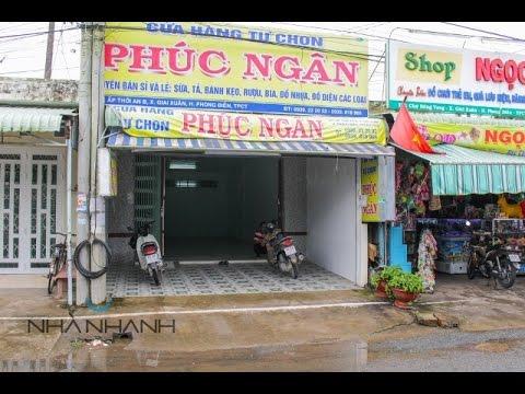 Bán nhà mặt tiền chợ Bông Vang, Giai Xuân, Phong Điền, Cần Thơ