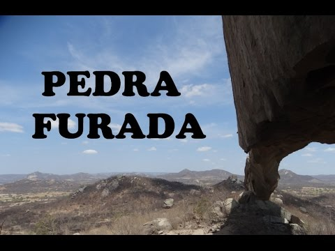 Na Rota do Turismo - PE   PEDRA FURADA - VENTUROSA