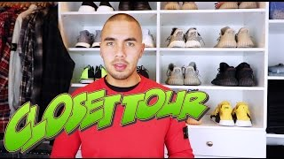 One of Kai Bent-Lee's most viewed videos: MY WHOLE CLOSET TOUR!