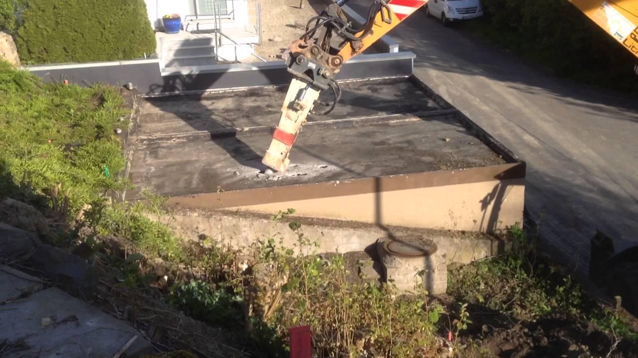 Hervorragend Garagen Abriss - YouTube NS14