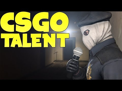 INSANELY TALENTED SINGER ON CS:GO | UNCUT