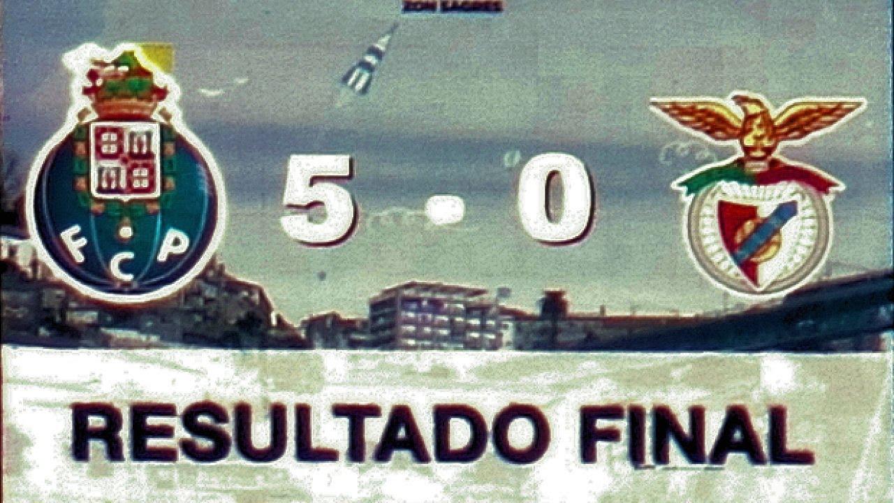 FC PORTO 5-0 SL BENFICA (Resumo) » 7 Novembro 2010 - YouTube