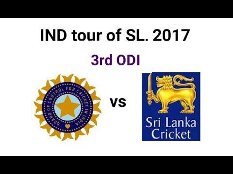 Highlights India vs srilanka | 2nd odi 2017