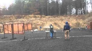 3 Gun Station 2 At Wallum Lake
