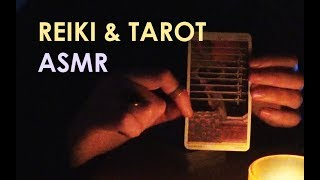 [ASMR] Reiki and Tarot Session - Relaxing Roleplay
