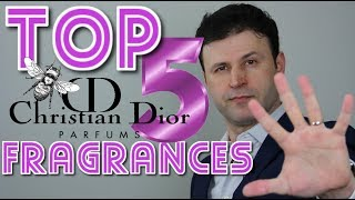 Best Dior fragrances for men | Gimme five!