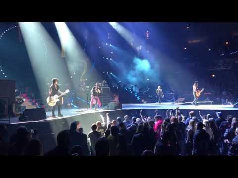 Guns N' Roses - Yesterdays - United Center 2017