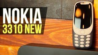 обзор Nokia 3310. Новая легенда или пшик?