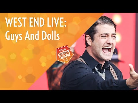 West End Live 2016 Guys And Dolls