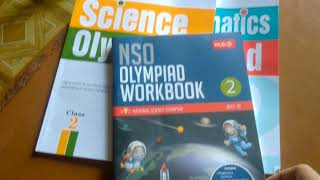Maths & Science Olympiad Workbooks for Class 2 || NSO & IMO Olympiads and more!