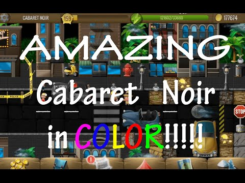 AMAZING IN COLOR!!-CABARET NOIR !!-[~DETECTIVE STORIES 3~] #2- Diggy's Adventure