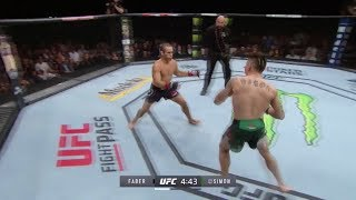 Хайлайты турнира UFC Сакраменто