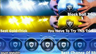 How to get black ball from gold videos / Page 2 / InfiniTube