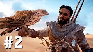 Прохождение Assassin's Creed: Origins [Истоки] #2