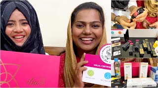 Iba Cosmetics Unboxing & Review | Mashura | Suhana