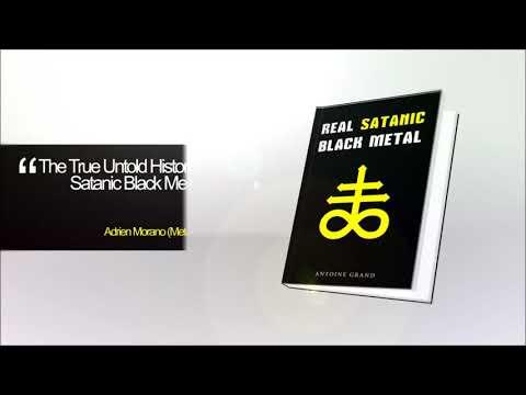 "Heavy Metal Book • ""Real Satanic Black Metal: The True History Of Satanism In Extreme Metal Music"""